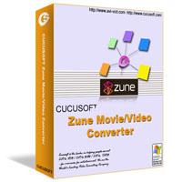 Cucusoft Zune Video Converter Four