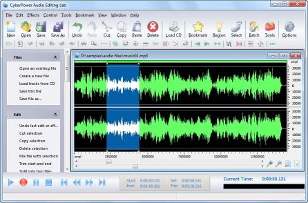 Download CyberPower Audio Editing Lab