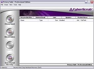Download CyberScrub Privacy Suite tools