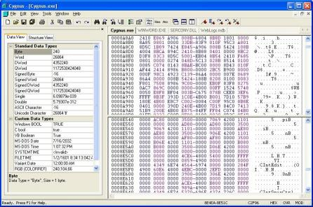 Download Cygnus Hex Editor