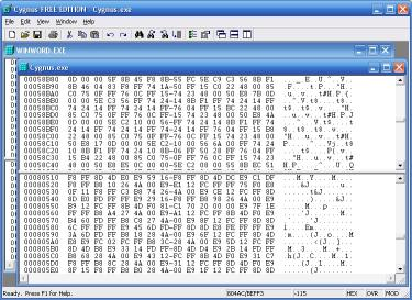 Download Cygnus Hex Editor FREE EDITION