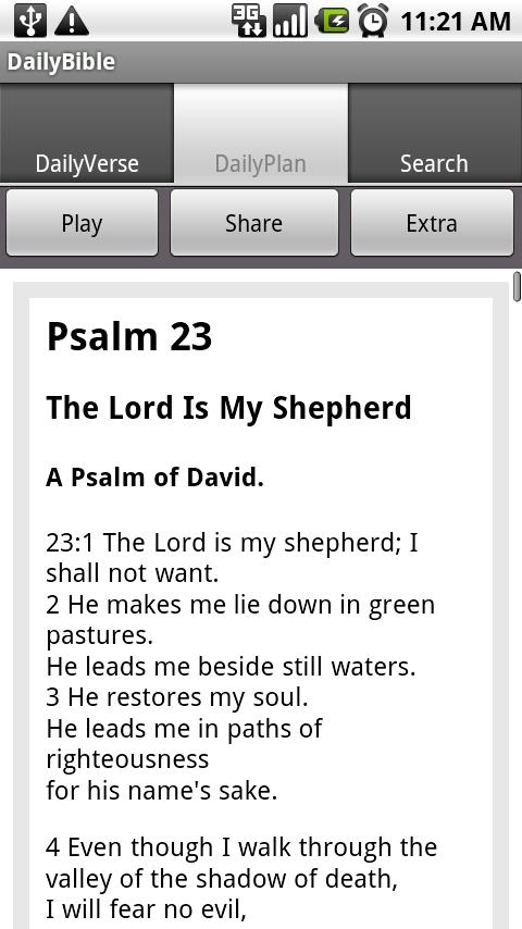 Download DailyBible