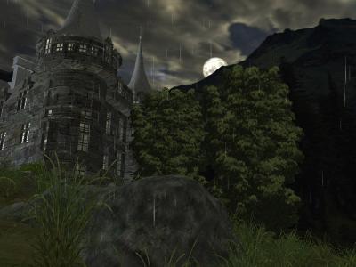Download Dark Castle 3D screensaver