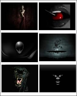 Download Dark Imagery Screensaver
