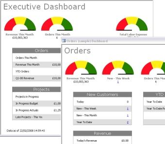 Download Dashboard Builder for Access