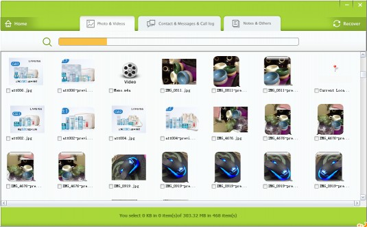 Download Data Recovery for iPhone