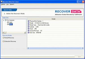 Download Data Recovery Linux