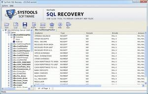 Download Database Recovery Software for SQL