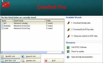 Download DataBull
