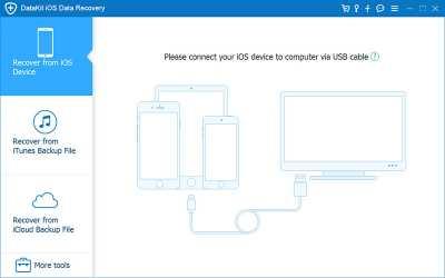 DataKit iOS Data Recovery