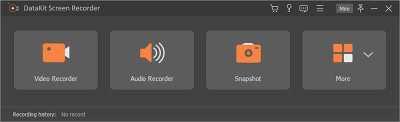 DataKit Mac Screen Recorder