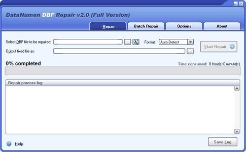 Download DataNumen DBF Repair