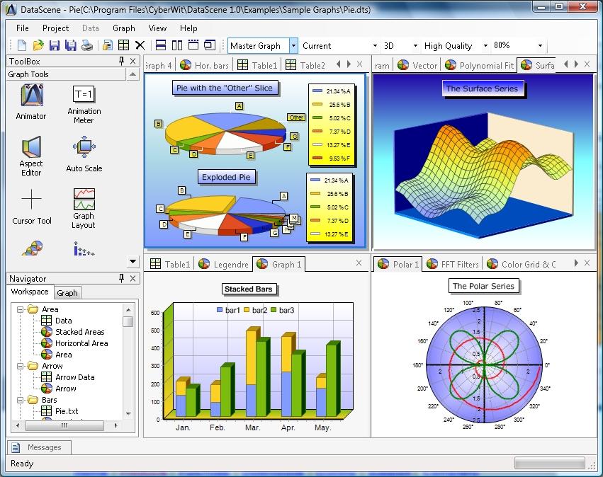 DataScene Professional for Windows - standaloneinstaller com