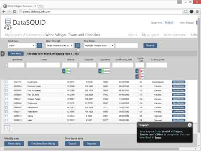 Download DataSQUID PC Free Edition