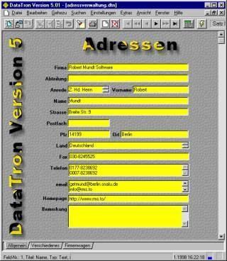 Download DataTron