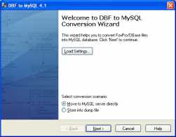 Download DBF-to-MySQL