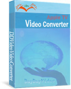 DDVideo Apple TV Video Converter