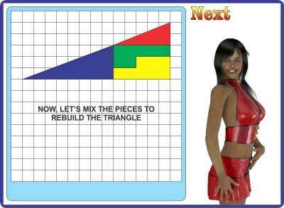 Debbie vs Pythagoras