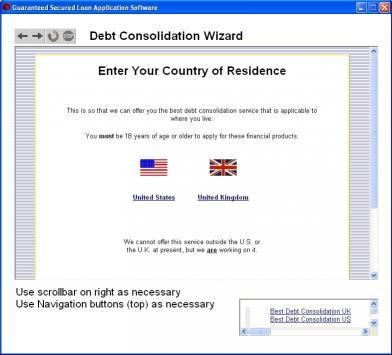 Download Debt Consolidation Software