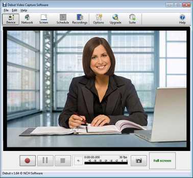 Debut Pro Video Screen Recorder