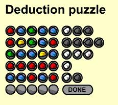 Download Deducrion online puzzle