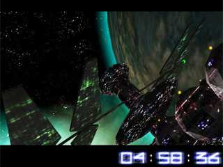 Download Deep Space Trip 3D Screensaver