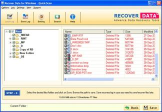 Download Deleted Folder Recovery