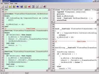 Download Delphi2Cpp