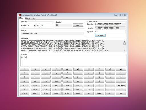 Download Derivative Calculator Real 27