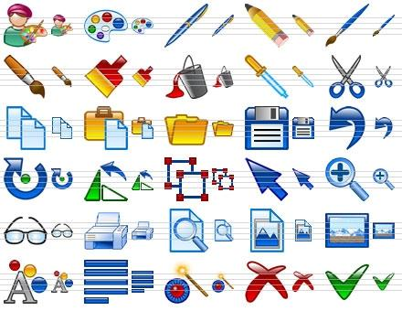 Download Design Icon Set