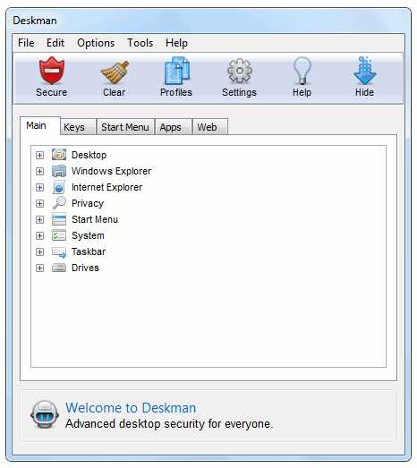 Download Deskman Pro