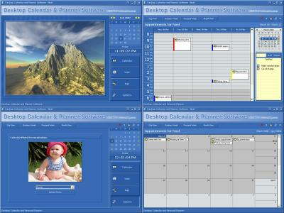 Download Desktop Calendar and Planner Software