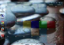 Desktop Calendar by DesktopCal