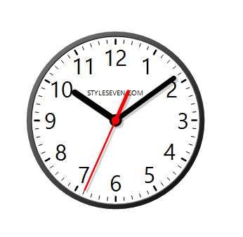 Desktop Clock Plus-7
