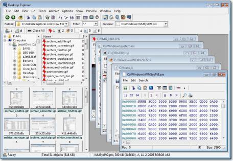 Download Desktop Explorer
