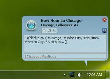 Desktop Twitter