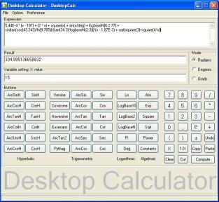 Download DesktopCalc