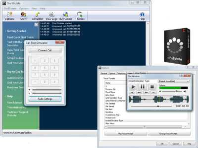 Download DialDictate Phone Dictation System