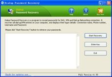 Download Dialup Password Recovery