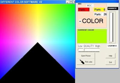Download Different Color Software
