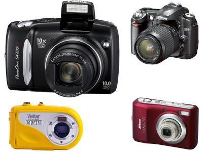 Download digital cameras under $200