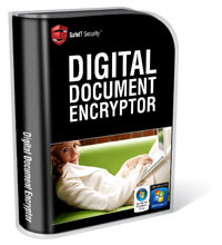 Digital Document Encryptor
