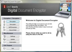 Download Digital Document Encryptor