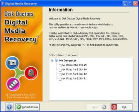 Download Digital Media Recovery Software