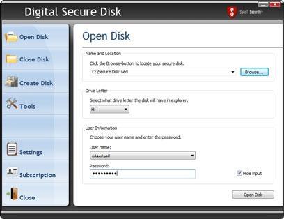 Download Digital Secure Disk
