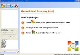 Download Disk Doctors Outlook Mail Recovery (pst)