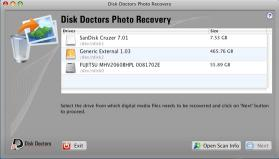 Download Disk Doctors Photo Recovery (Mac)