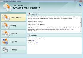 Download Disk Doctors Smart Email Backup