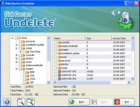 Download Disk Doctors Undelete