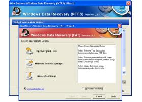 Download Disk Doctors Windows Data Recovery